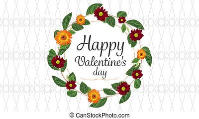 ünneplés, nap, valentines