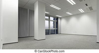 üres hivatal