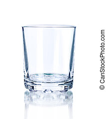 üres pohár