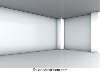 üres szoba