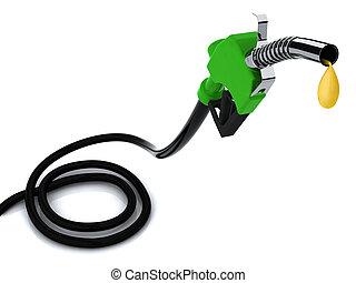 üzemanyagpumpa, csepp