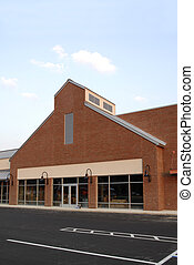čerstvý, commercial building