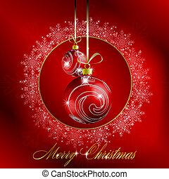 červeň, merry christmas, dopisnice