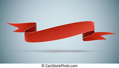 červené šaty lem
