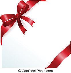 červené šaty lem, poklona