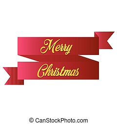 červené šaty lem, realistický, detailní, oblý, noviny, merry christmas, prapor, osamocený, oproti neposkvrněný, grafické pozadí.