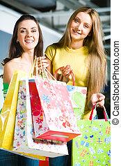 činnost, nakupování