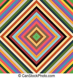 čtverec, abstraktní, grafické pozadí