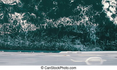 ładunek, prom, przeniesienie dalejże, morze
