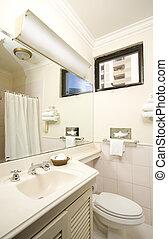 łazienka, nowoczesny, guatemala