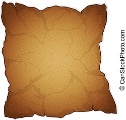 ősi, pergament