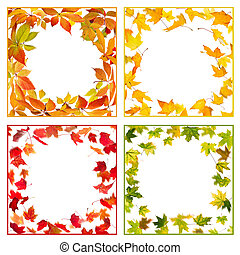 ősz, keret