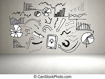ściana, brainstorm
