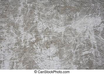 ściana, konkretny