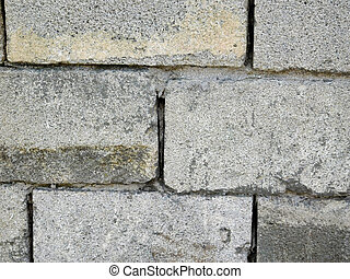ściana, struktura