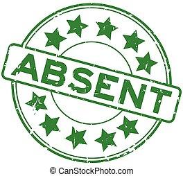 ścierka, gwiazda, zieleń biała, ikona, tło, znak, grunge, okrągły, nieobecny, tłoczyć, słowo