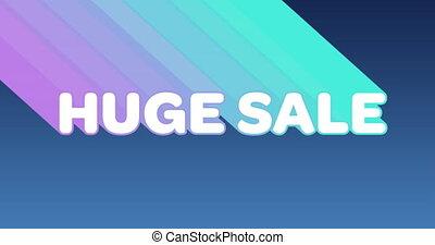 ślady, graficzny, sprzedaż, ciemne tło, szary, 4k, barwny, ogromny