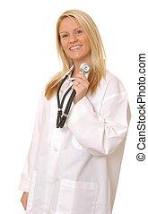 śliczny, doktor, 3