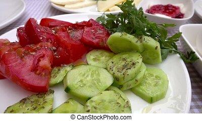 śniadanie, turecki