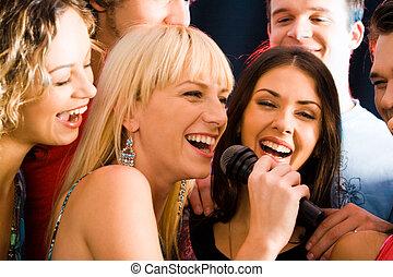 śpiewacy