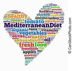 śródziemnomorska dieta