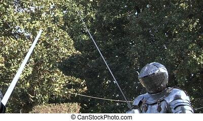 średniowieczny, bojowy, 13