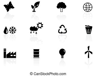 środowisko, ikony