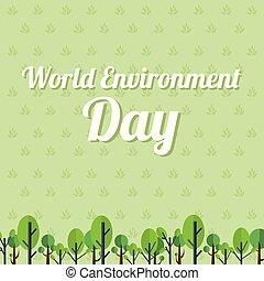 środowisko, słowo, projektować, dzień, ziemia