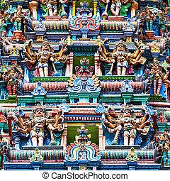 świątynia, meenakshi