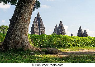 świątynia, prambanan