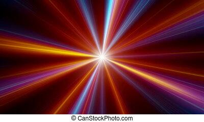 światła, dyskoteka