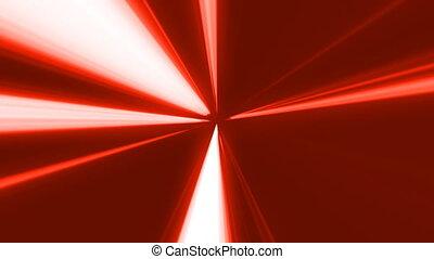 światła, stroboskop, kolor, klub
