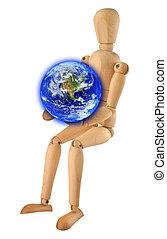 świat, siła robocza