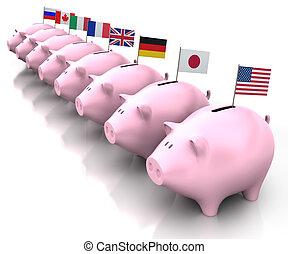światowa ekonomia