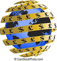 światowe finanse, 4