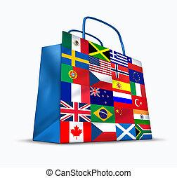 światowy handel
