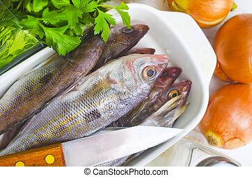 świeża ryba