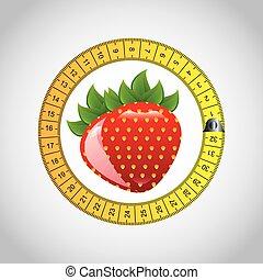 świeży owoc, ruletka