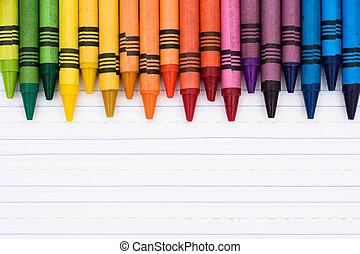 školství, grafické pozadí