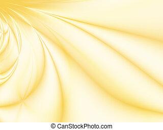 żółte tło