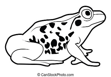 żaba, znak