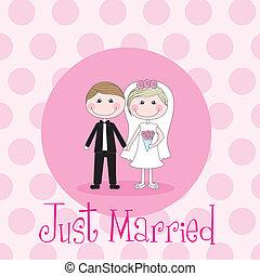 żonaty, właśnie