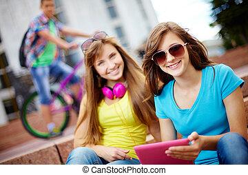 życie, nastolatki