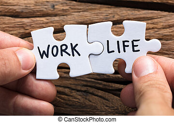 życie, praca, kawały wyrzynarki, dzierżawa wręcza, dopasowując