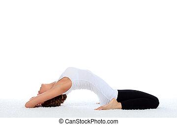 życie, yoga