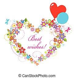 życzenia, najlepszy