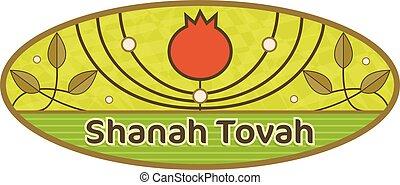 żydowski, nowy rok