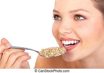 żywienie, zdrowy