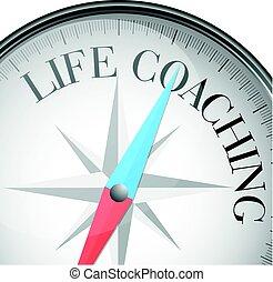 živost, coaching, dosah