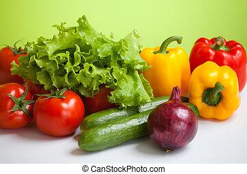 άβγαλτος από λαχανικά , εικών άψυχων πραγμάτων